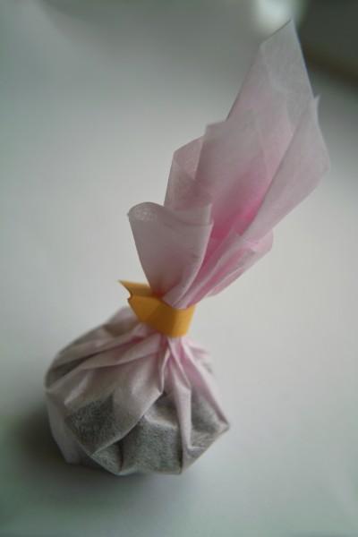 バラのチョコレート外装