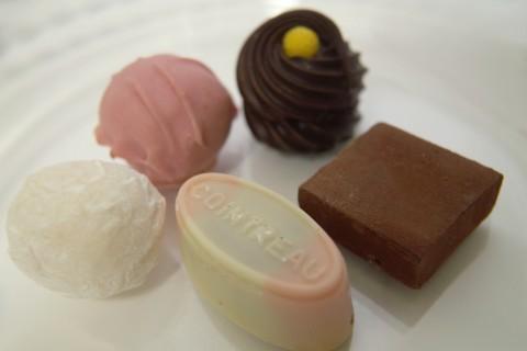 チョコレートショップのボンボンショコラ