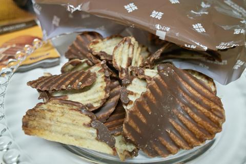 ロイズ(ROYCE')のポテトチップチョコレート