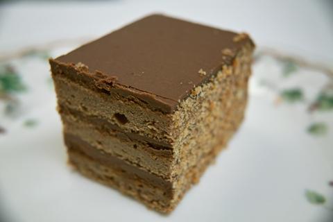 栃木屋要吉のチョコレートケーキ