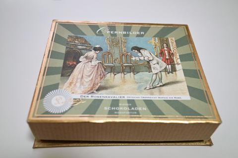レシャンツ、オーバンビルデル(Opernbilder)のローゼンカヴァリエ(Rosenkavalier)