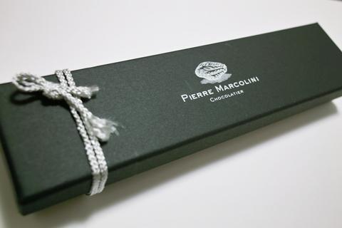 ピエールマルコリーニ(Pierre Marcolini Chocolatier)のマルコリーニセレクション6個入り