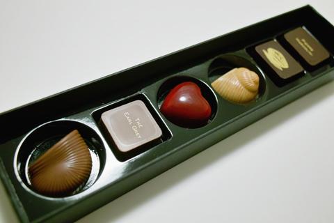 ピエールマルコリーニ(Pierre Marcolini Chocolatier)のマルコリーニセレクション