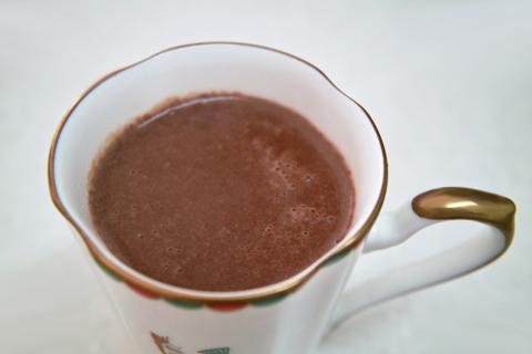チョコレートカンパニー(CHOCOLATE COMPANY)、ホットチョコスプーン(HOTCHOCSPOON PURE)のアニシード(ANISEED)